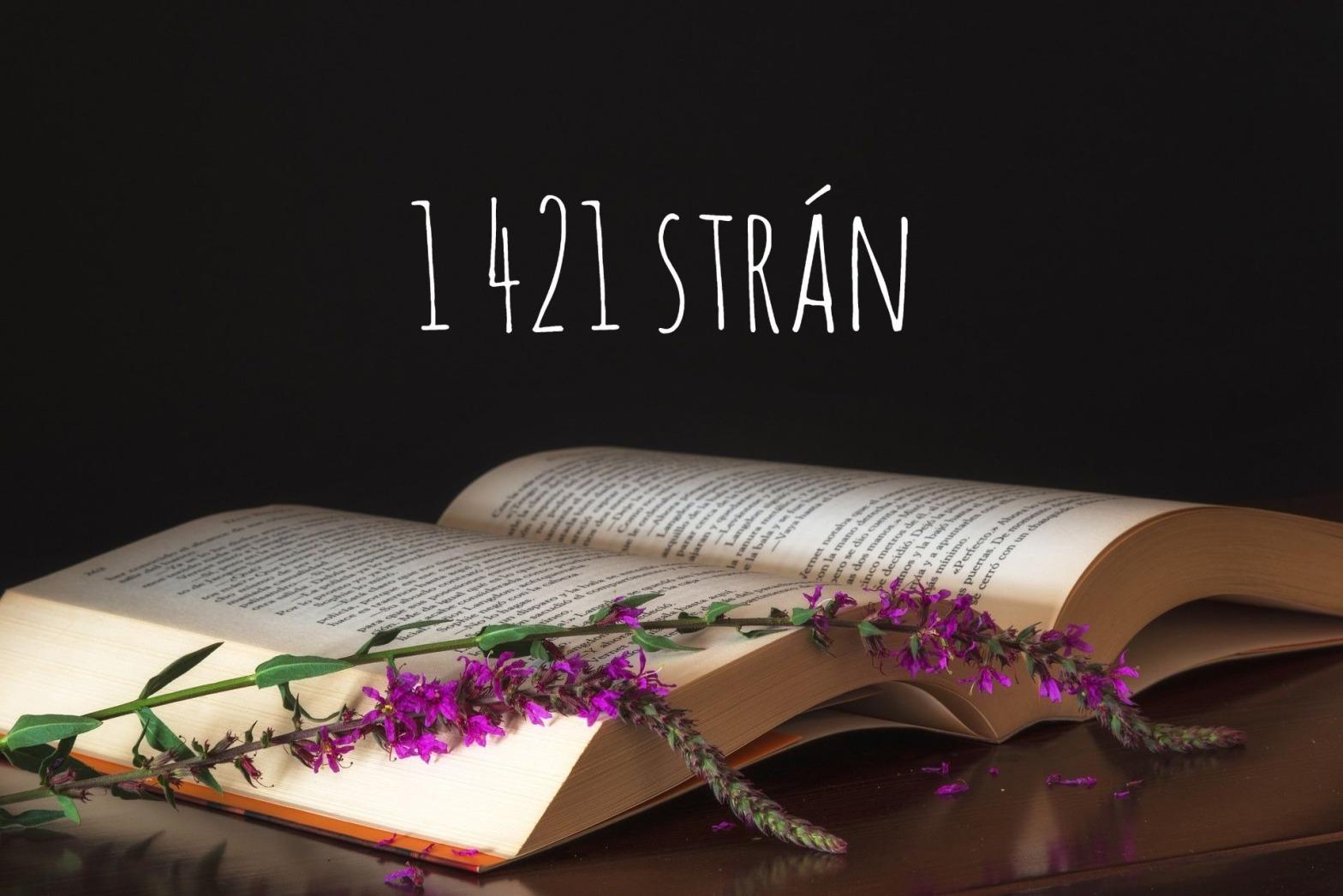 1421 strán